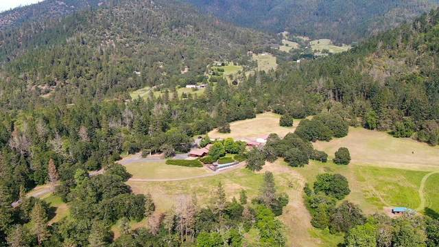 4130 Thompson Creek Road, Applegate, OR 97530 (MLS #103002750) :: The Payson Group