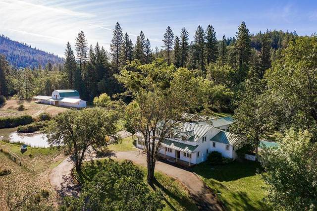2260 Big Pine Road, Grants Pass, OR 97526 (MLS #103004326) :: FORD REAL ESTATE