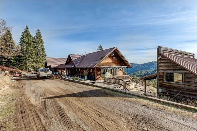 12297 Old Hwy 99, Ashland, OR 97520 (MLS #103011988) :: The Riley Group