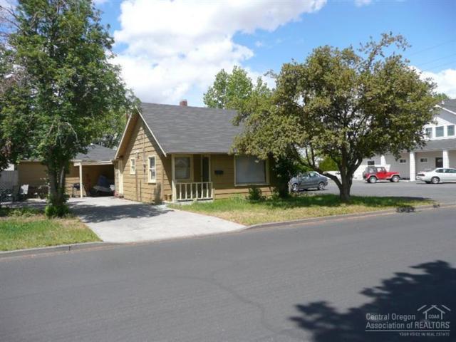 135 SW 4th Street #147, Redmond, OR 97756 (MLS #201504734) :: Birtola Garmyn High Desert Realty