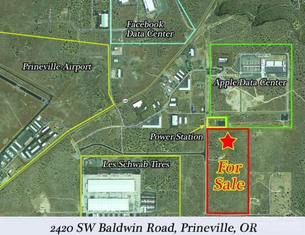 2420 SW Baldwin Road, Prineville, OR 97754 (MLS #201504842) :: Team Birtola   High Desert Realty