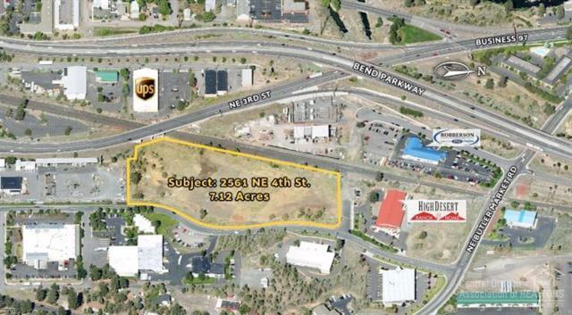 2561 NE 4th Street, Bend, OR 97701 (MLS #201507751) :: Birtola Garmyn High Desert Realty