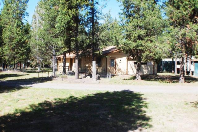 16010 Buena Vista Drive, La Pine, OR 97739 (MLS #201605154) :: Fred Real Estate Group of Central Oregon