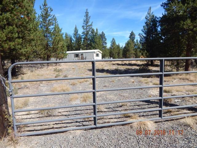 13 Larchwood Drive Lot, La Pine, OR 97739 (MLS #201609350) :: Birtola Garmyn High Desert Realty