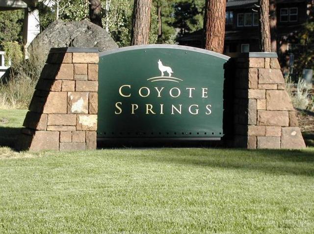 694 E Coyote Springs Road, Sisters, OR 97759 (MLS #201700585) :: Birtola Garmyn High Desert Realty