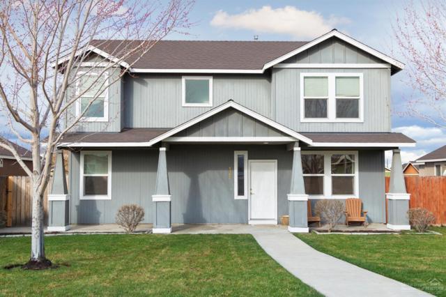 1357 NE 5th Street, Redmond, OR 97756 (MLS #201701861) :: Birtola Garmyn High Desert Realty