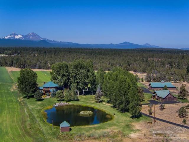 63895 Johnson Road, Bend, OR 97703 (MLS #201702356) :: Pam Mayo-Phillips & Brook Havens with Cascade Sotheby's International Realty