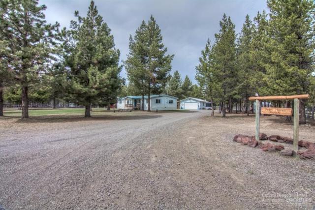 16460 Wayne Drive, La Pine, OR 97739 (MLS #201702378) :: Birtola Garmyn High Desert Realty