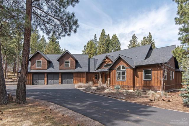 16025 Foothill Lane, Sisters, OR 97759 (MLS #201702458) :: Birtola Garmyn High Desert Realty