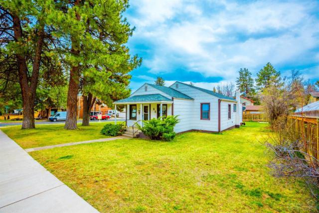 1503 NW Galveston Avenue, Bend, OR 97703 (MLS #201702768) :: Team Sell Bend