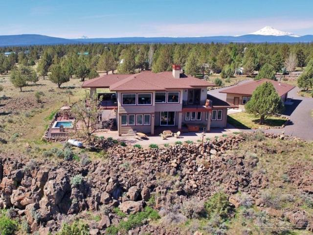 9791 SW Paiute Drive, Culver, OR 97734 (MLS #201702984) :: Birtola Garmyn High Desert Realty