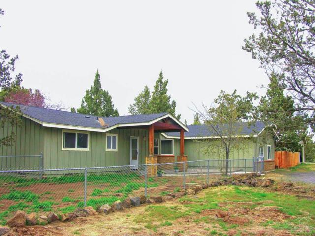 63211 Chaparrel Drive, Bend, OR 97701 (MLS #201703094) :: Birtola Garmyn High Desert Realty