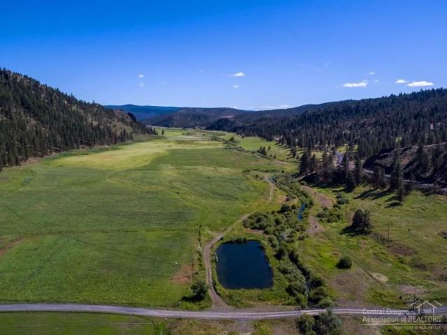 7900 NE Mill Creek, Prineville, OR 97754 (MLS #201703558) :: Birtola Garmyn High Desert Realty