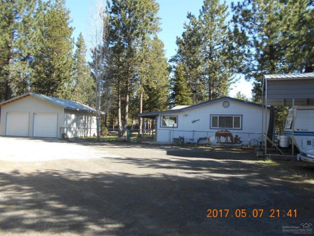 15854 Burlwood Lane, La Pine, OR 97739 (MLS #201704061) :: Birtola Garmyn High Desert Realty