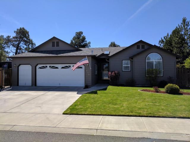 4270 SW Ben Hogan Drive, Redmond, OR 97756 (MLS #201704134) :: Birtola Garmyn High Desert Realty