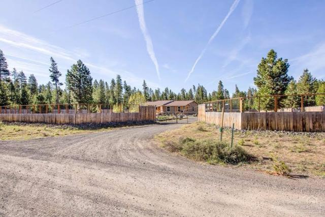 52618 Rainbow Drive, La Pine, OR 97739 (MLS #201704292) :: Birtola Garmyn High Desert Realty