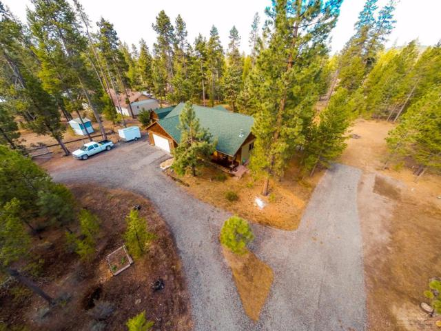 52923 Shady Lane, La Pine, OR 97739 (MLS #201704533) :: Birtola Garmyn High Desert Realty