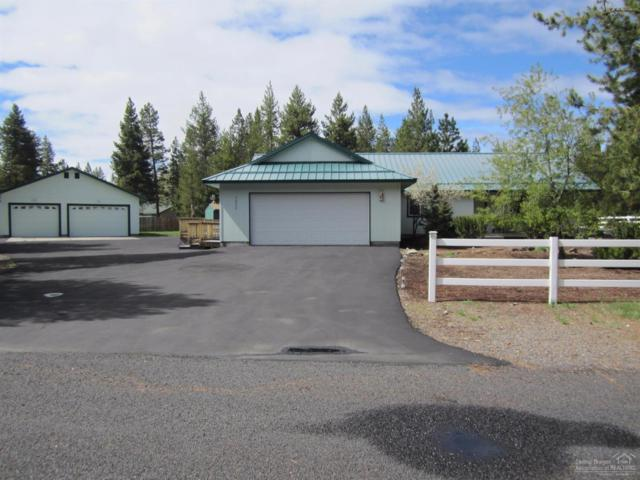 52920 Bridge Drive, La Pine, OR 97739 (MLS #201704602) :: Birtola Garmyn High Desert Realty