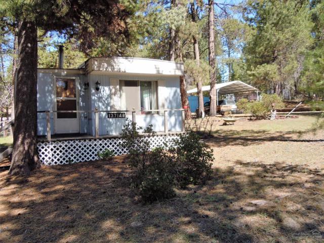 137148 4th, Crescent, OR 97733 (MLS #201704623) :: Birtola Garmyn High Desert Realty