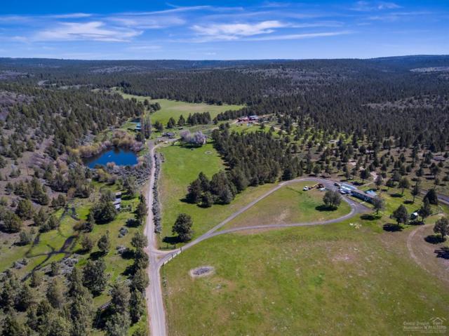 10970 SE Juniper Canyon Road, Prineville, OR 97754 (MLS #201704629) :: Birtola Garmyn High Desert Realty