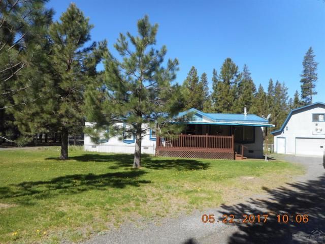 52866 Wayside Loop, La Pine, OR 97739 (MLS #201704690) :: Birtola Garmyn High Desert Realty