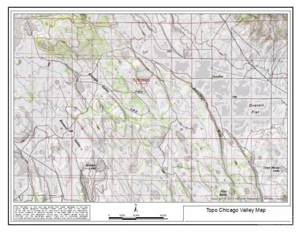 1300 No Name-4-Wd Chicago Vly #1400, Christmas Valley, OR 97641 (MLS #201704986) :: Birtola Garmyn High Desert Realty