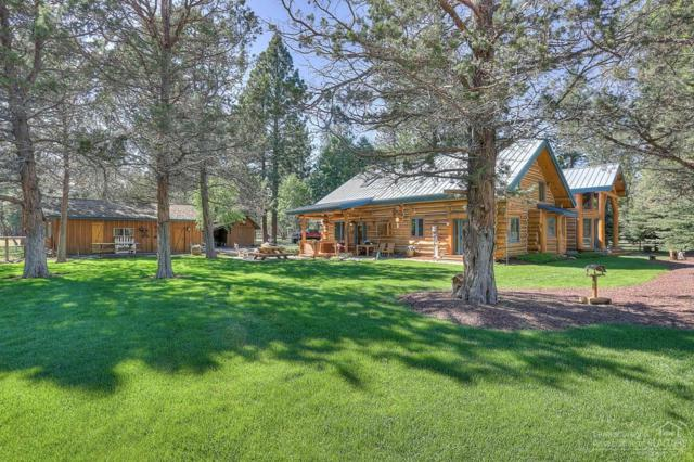 15651 National Forest Lane, Sisters, OR 97759 (MLS #201705050) :: Birtola Garmyn High Desert Realty