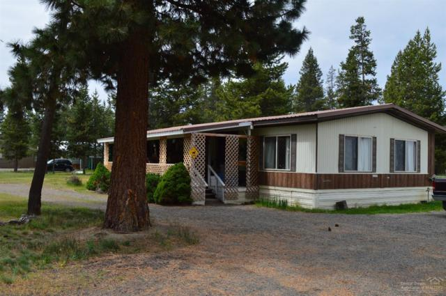 52867 Bridge Drive, La Pine, OR 97739 (MLS #201705080) :: Birtola Garmyn High Desert Realty