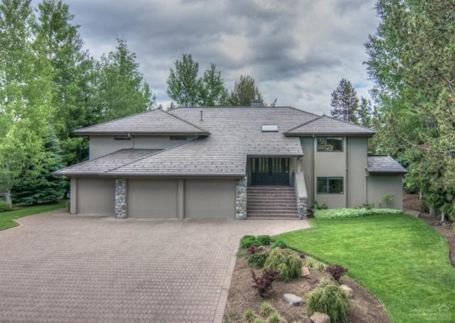 18005 North Course Lane, Sunriver, OR 97707 (MLS #201705093) :: Windermere Central Oregon Real Estate