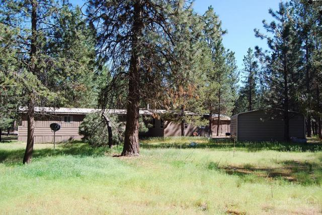 51872 Pine Loop Drive, La Pine, OR 97739 (MLS #201705291) :: Birtola Garmyn High Desert Realty