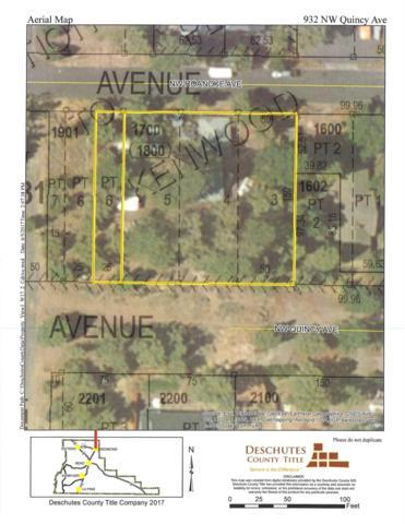 932 NW Quincy Avenue, Bend, OR 97701 (MLS #201705397) :: Birtola Garmyn High Desert Realty
