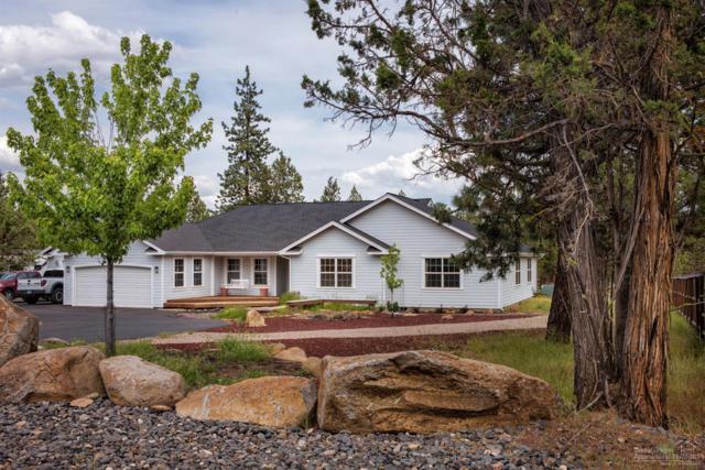 70120 Longhorn Drive, Sisters, OR 97759 (MLS #201705458) :: Birtola Garmyn High Desert Realty