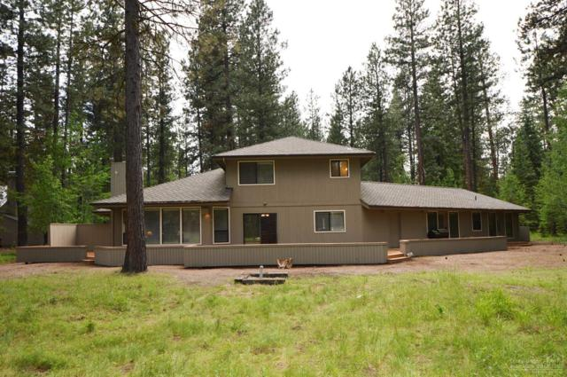 13228 Bear Berry, Black Butte Ranch, OR 97759 (MLS #201705591) :: Birtola Garmyn High Desert Realty