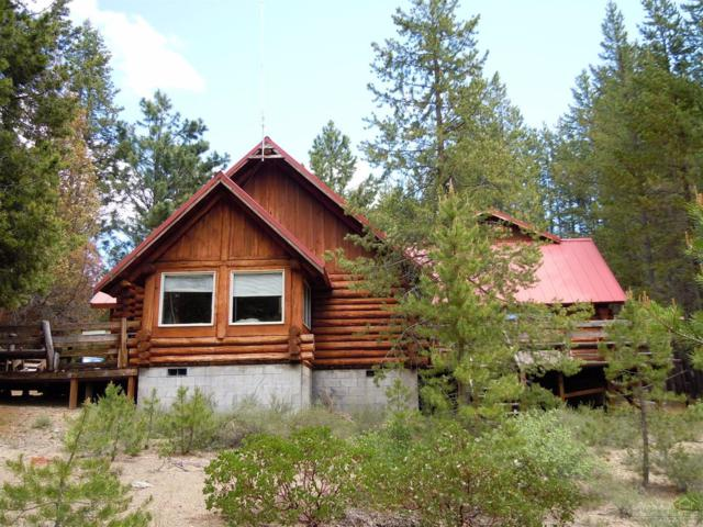 142162 Karen Lane, Crescent Lake, OR 97733 (MLS #201705623) :: Windermere Central Oregon Real Estate