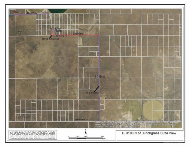 3100 No Name Road Tl, Christmas Valley, OR 97641 (MLS #201705723) :: Birtola Garmyn High Desert Realty