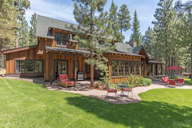 13418 Trillium, Black Butte Ranch, OR 97759 (MLS #201705774) :: Birtola Garmyn High Desert Realty
