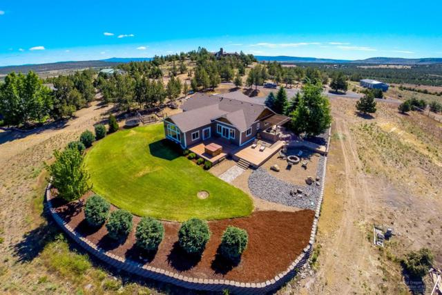 7195 SW Raven, Powell Butte, OR 97753 (MLS #201705781) :: Birtola Garmyn High Desert Realty