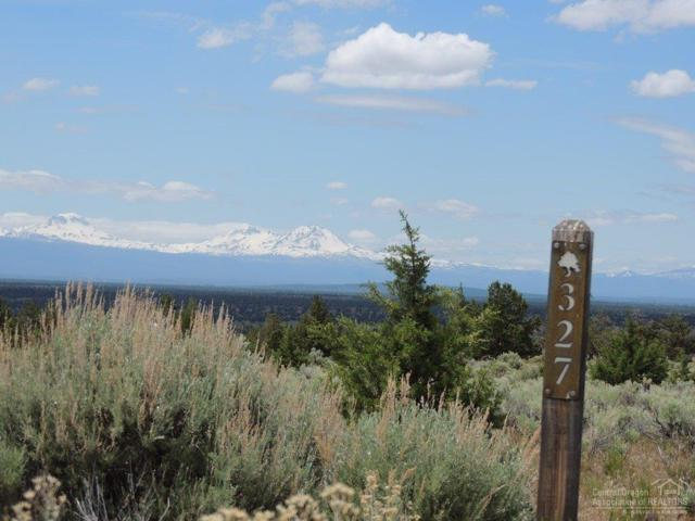 15327 SW Mecate Lane Lot 327, Powell Butte, OR 97753 (MLS #201705786) :: Birtola Garmyn High Desert Realty