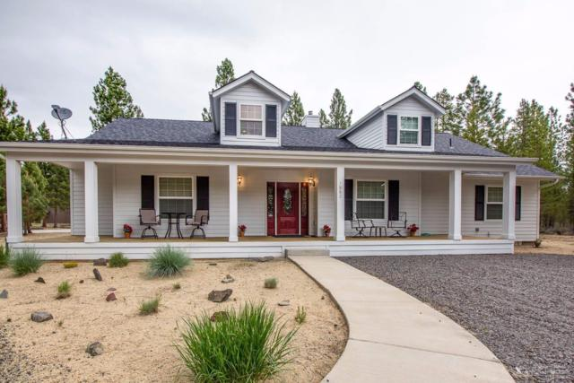 1882 Iron Wheel, La Pine, OR 97739 (MLS #201705960) :: Birtola Garmyn High Desert Realty