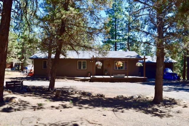70104 Cayuse Drive, Sisters, OR 97759 (MLS #201706000) :: Birtola Garmyn High Desert Realty