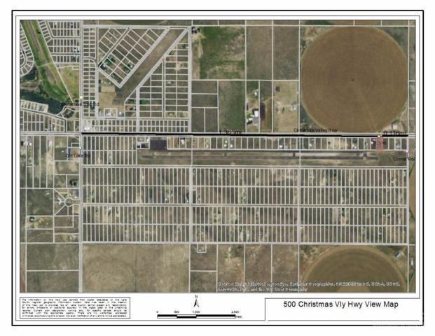 500 Christmas Valley Highway Tl, Christmas Valley, OR 97641 (MLS #201706001) :: Birtola Garmyn High Desert Realty