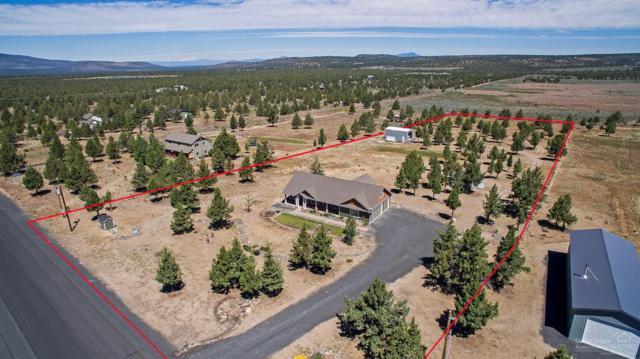 13976 SE Lost Lake Drive, Prineville, OR 97754 (MLS #201706053) :: Birtola Garmyn High Desert Realty