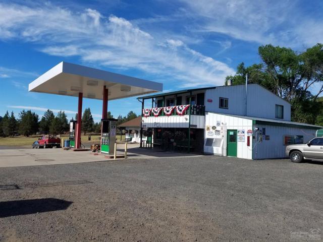 14749 SE Juniper Canyon Road, Prineville, OR 97754 (MLS #201706061) :: Birtola Garmyn High Desert Realty