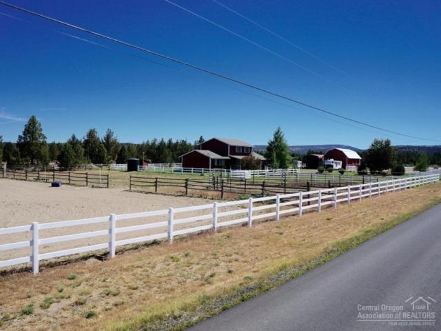 5514 SE Sioux Loop, Prineville, OR 97754 (MLS #201706070) :: Birtola Garmyn High Desert Realty