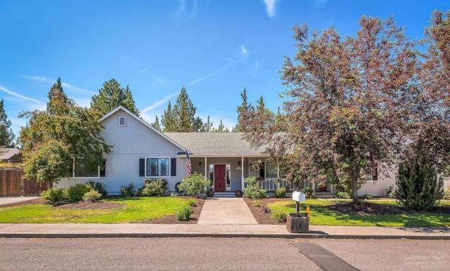 2155 NE Williamson Court, Bend, OR 97701 (MLS #201706076) :: Birtola Garmyn High Desert Realty