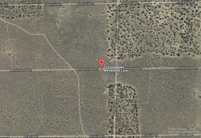 114 SE Myrtlewood Lane Lot, Prineville, OR 97754 (MLS #201706279) :: Birtola Garmyn High Desert Realty
