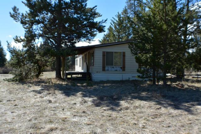 53990 Pine Grove Road, La Pine, OR 97739 (MLS #201706438) :: Birtola Garmyn High Desert Realty