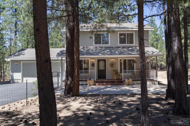 51841 Ponderosa Way, La Pine, OR 97739 (MLS #201706650) :: Pam Mayo-Phillips & Brook Havens with Cascade Sotheby's International Realty