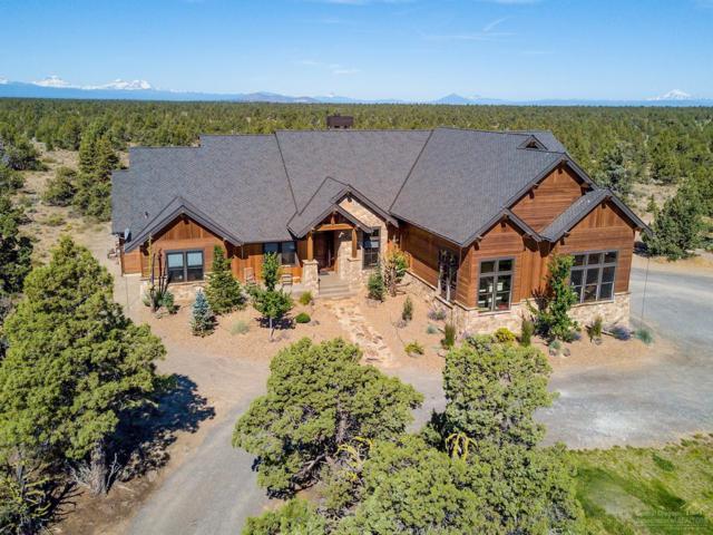 5917 SW Mt Bachelor Drive, Powell Butte, OR 97753 (MLS #201706761) :: Birtola Garmyn High Desert Realty