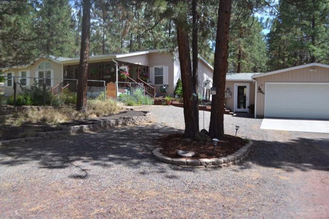 69944 Stardust Lane, Sisters, OR 97759 (MLS #201707157) :: Windermere Central Oregon Real Estate